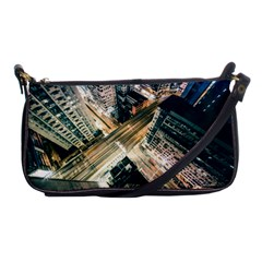 Architecture Buildings City Shoulder Clutch Bags