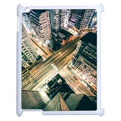 Architecture Buildings City Apple Ipad 2 Case (white)