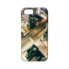 Architecture Buildings City Apple Iphone 5 Classic Hardshell Case (pc+silicone)
