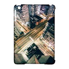 Architecture Buildings City Apple Ipad Mini Hardshell Case (compatible With Smart Cover)