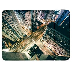 Architecture Buildings City Samsung Galaxy Tab 7  P1000 Flip Case