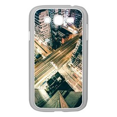 Architecture Buildings City Samsung Galaxy Grand Duos I9082 Case (white)