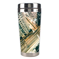 Architecture Buildings City Stainless Steel Travel Tumblers