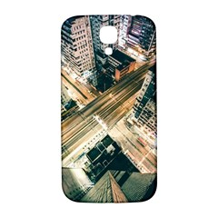 Architecture Buildings City Samsung Galaxy S4 I9500/i9505  Hardshell Back Case