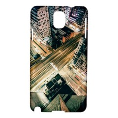 Architecture Buildings City Samsung Galaxy Note 3 N9005 Hardshell Case