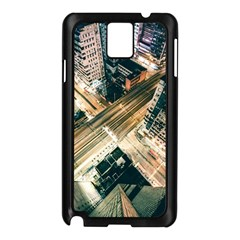 Architecture Buildings City Samsung Galaxy Note 3 N9005 Case (black)