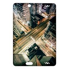 Architecture Buildings City Amazon Kindle Fire Hd (2013) Hardshell Case