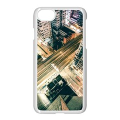 Architecture Buildings City Apple Iphone 7 Seamless Case (white)
