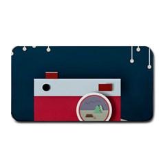 Camera Vector Illustration Medium Bar Mats