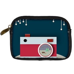 Camera Vector Illustration Digital Camera Cases