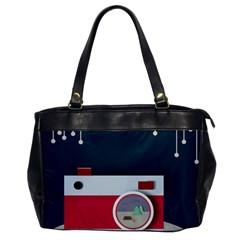 Camera Vector Illustration Office Handbags