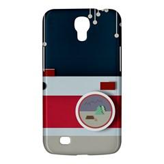 Camera Vector Illustration Samsung Galaxy Mega 6 3  I9200 Hardshell Case