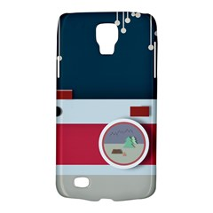 Camera Vector Illustration Galaxy S4 Active