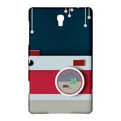Camera Vector Illustration Samsung Galaxy Tab S (8 4 ) Hardshell Case