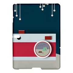 Camera Vector Illustration Samsung Galaxy Tab S (10 5 ) Hardshell Case