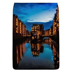 Hamburg City Blue Hour Night Flap Covers (l)