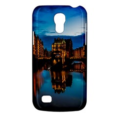 Hamburg City Blue Hour Night Galaxy S4 Mini