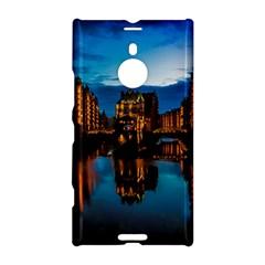 Hamburg City Blue Hour Night Nokia Lumia 1520
