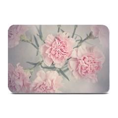 Cloves Flowers Pink Carnation Pink Plate Mats