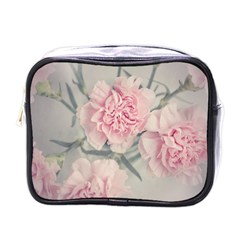 Cloves Flowers Pink Carnation Pink Mini Toiletries Bags