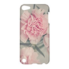 Cloves Flowers Pink Carnation Pink Apple Ipod Touch 5 Hardshell Case