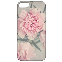 Cloves Flowers Pink Carnation Pink Apple Iphone 5 Classic Hardshell Case