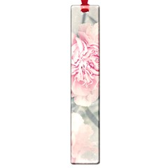 Cloves Flowers Pink Carnation Pink Large Book Marks