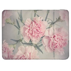 Cloves Flowers Pink Carnation Pink Samsung Galaxy Tab 7  P1000 Flip Case