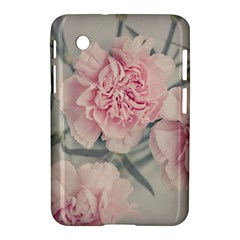 Cloves Flowers Pink Carnation Pink Samsung Galaxy Tab 2 (7 ) P3100 Hardshell Case