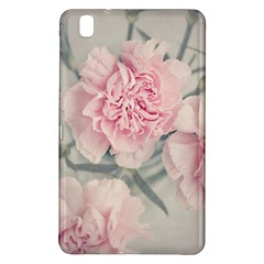 Cloves Flowers Pink Carnation Pink Samsung Galaxy Tab Pro 8 4 Hardshell Case