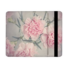 Cloves Flowers Pink Carnation Pink Samsung Galaxy Tab Pro 8 4  Flip Case
