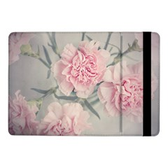 Cloves Flowers Pink Carnation Pink Samsung Galaxy Tab Pro 10 1  Flip Case