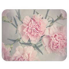 Cloves Flowers Pink Carnation Pink Double Sided Flano Blanket (medium)