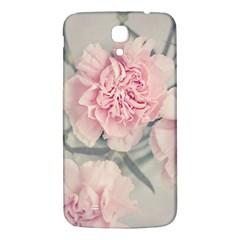 Cloves Flowers Pink Carnation Pink Samsung Galaxy Mega I9200 Hardshell Back Case