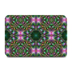 Digital Kaleidoscope Plate Mats