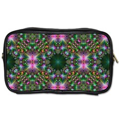 Digital Kaleidoscope Toiletries Bags