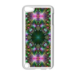 Digital Kaleidoscope Apple Ipod Touch 5 Case (white)