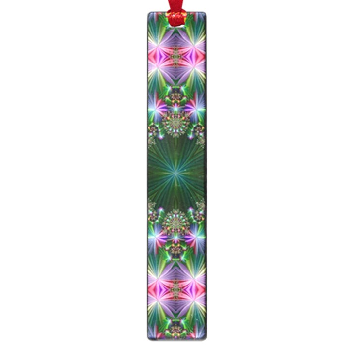 Digital Kaleidoscope Large Book Marks