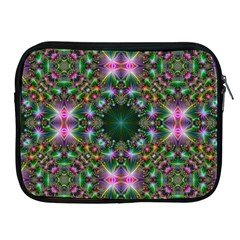 Digital Kaleidoscope Apple Ipad 2/3/4 Zipper Cases