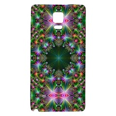Digital Kaleidoscope Galaxy Note 4 Back Case