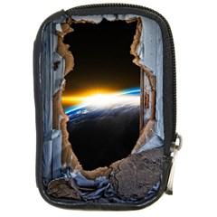 Door Breakthrough Door Sunburst Compact Camera Cases