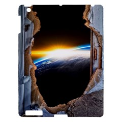 Door Breakthrough Door Sunburst Apple Ipad 3/4 Hardshell Case