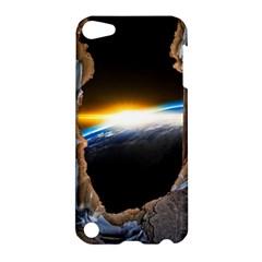 Door Breakthrough Door Sunburst Apple Ipod Touch 5 Hardshell Case