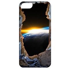 Door Breakthrough Door Sunburst Apple Iphone 5 Classic Hardshell Case