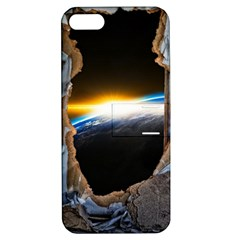 Door Breakthrough Door Sunburst Apple Iphone 5 Hardshell Case With Stand
