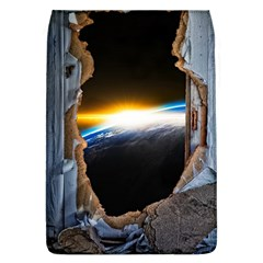 Door Breakthrough Door Sunburst Flap Covers (l)