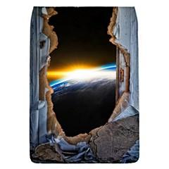 Door Breakthrough Door Sunburst Flap Covers (s)