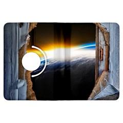 Door Breakthrough Door Sunburst Kindle Fire Hdx Flip 360 Case
