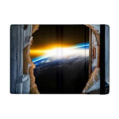 Door Breakthrough Door Sunburst Ipad Mini 2 Flip Cases