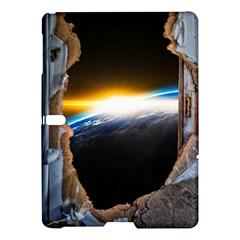 Door Breakthrough Door Sunburst Samsung Galaxy Tab S (10 5 ) Hardshell Case